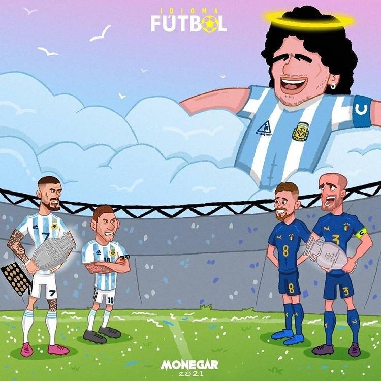 دیه گو آرماندو مارادونا
