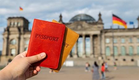 راه های مهاجرت به آلمان [کلیک و کشیدن برای جابجایی] 