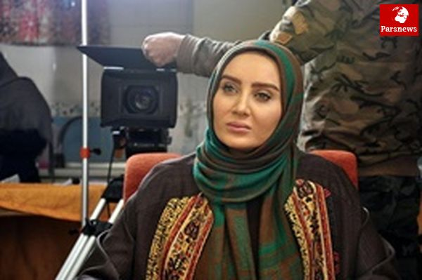 بازیگر تلویزیون: امیدوارم مردم به جای ماهواره، سریال های ایرانی ببینند