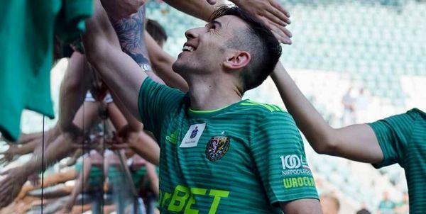 احمدزاده در لیست بدترین های لیگ لهستان