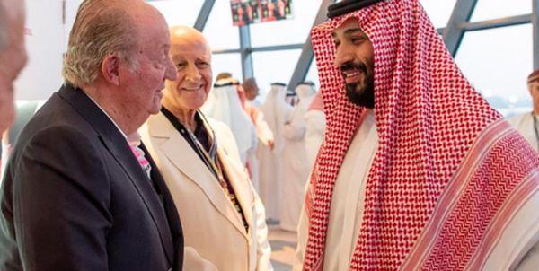 افزایش انتقادات از پادشاه سابق اسپانیا به علت دیدار با بن سلمان