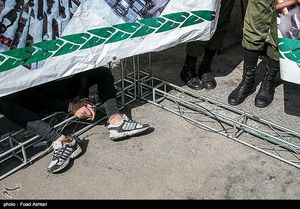 گروگانگیری ناکام سارق خودرو در تهران