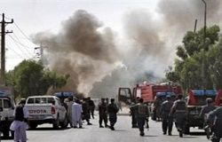 حمله  فردی مسلح به یک دفتر دپارتمان آموزشی