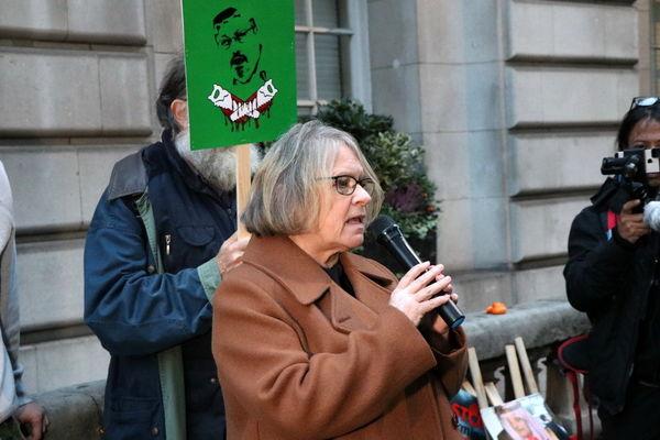 فعالان انگلیسی خواستار قطع رابطه لندن با ریاض شدند