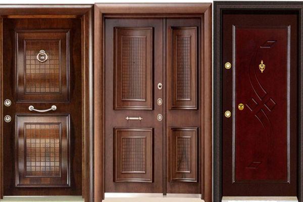 خانه ای ایمن با درب ضد سرقت