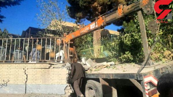 حادثه خونین برای عزاداران حسینی+ عکس
