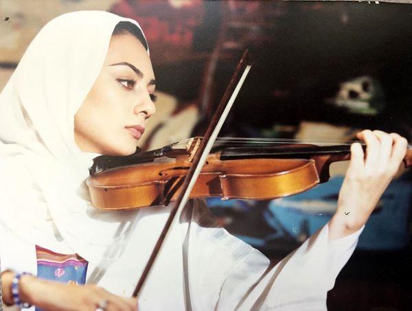 یکتا ناصر 19 سال قبل در فیلم ساقی