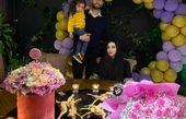 جشن تولد لاکچری همسر کاپیتان استقلال + عکس