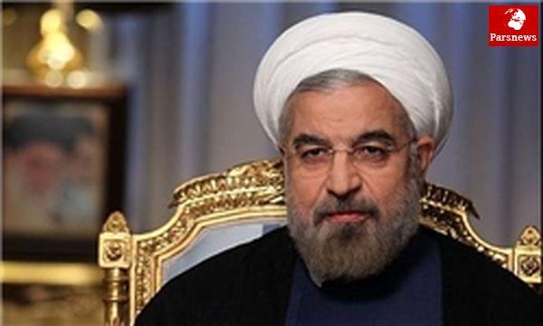 متن کامل مصاحبه روحانی با شبکه انبیسی