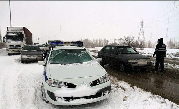 هشدار به رانندگانی که قصد سفر به شمال و شمال غرب کشور دارند