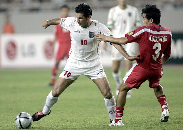 علی دایی در بین ۳۰ رکورددار گلزنی در جهان فوتبال