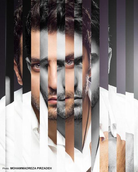 نگاه سیاه و سفید علی ضیا+عکس