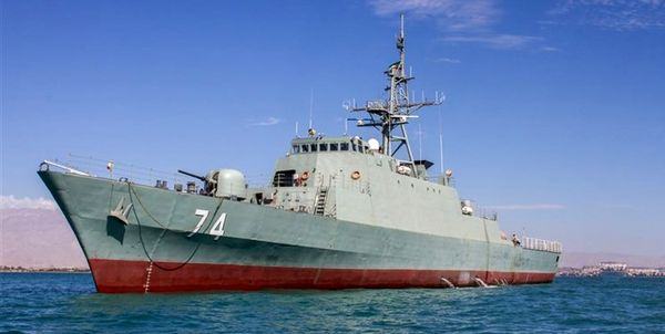 بزرگترین و جدیدترین شناورهای ارتش ایران به قاره آمریکا میروند
