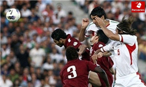 پیروزی قطر مقابل فلسطین