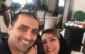 سلفی شاد امین زندگانی و الیکا عبدالرزاقی + عکس