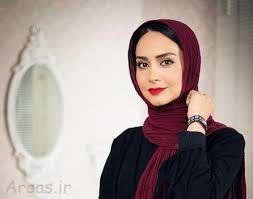 عکس زیبای مریم خدارحمی با کلاه