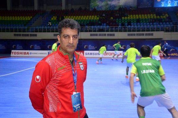 دعوت فیفا از علی صانعی به مراسم قرعه کشی مسابقات المپیک