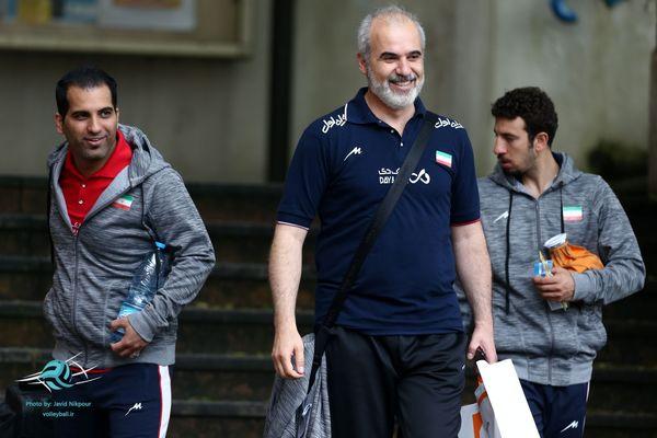 اظهارات خوش خبر بعد از کناره گیری از تیم ملی