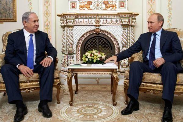 نتانیاهو به مسکو رفت