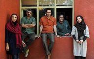 عکس بازیگران معروف در ساختمان پزشکان