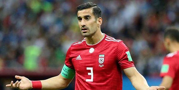 حاج صفی: خواهش می کنم از تیم ملی حمایت کنید