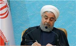 روحانی به رئیسجمهور الجزایر تسلیت گفت