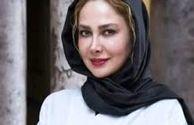 آنا نعمتی با لباس بلوچی/عکس