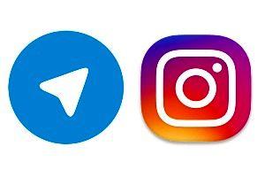میزان استفاده روزانه ایرانی ها از تلگرام و اینستاگرام