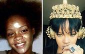 تغییر چهره سلبریتی ها به شکل غیر قابل شناسایی در طی سال ها!