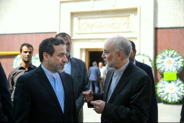واکنش عراقچی به تحریم صالحی