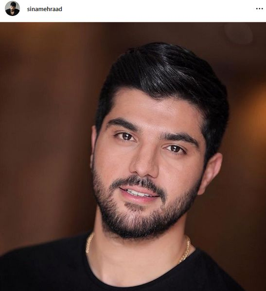 صورت معصوم آقا حامد پدر + عکس