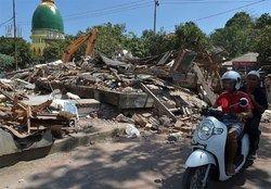 زمین لرزه سوم در اندونزی؛ کشتهها به بالای ۳۰۰ نفر رسید