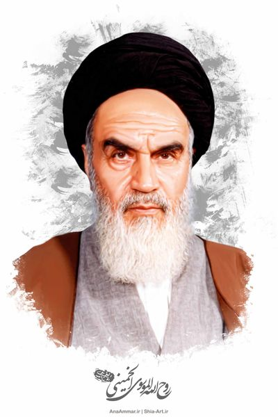 توییتر:: نفوذ امام خمینی(ره) تا روسیه