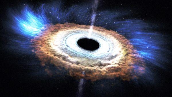اسراری که از سیاهچالهها و کرمچالهها + جزئیات
