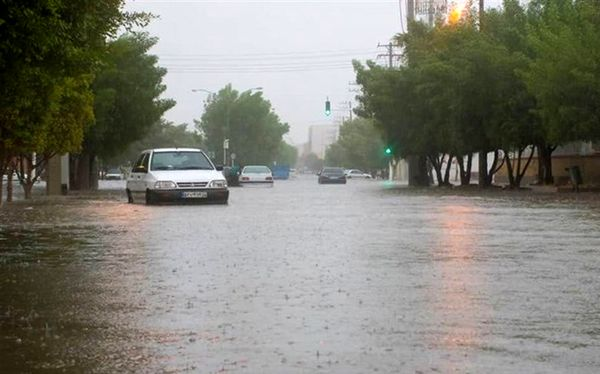 """""""بارشهای سنگین و سیلآسا"""" در انتظار بسیاری از استانهای کشور"""