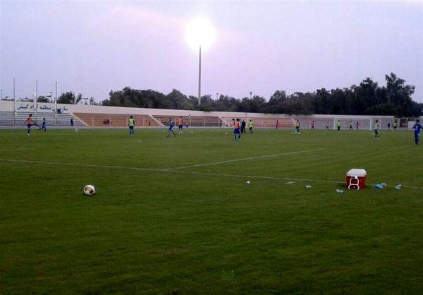 «کیش» آماده میزبانی از تیمهای جام جهانی ۲۰۲۲ میشود