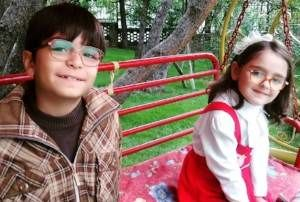 یونا تدین و نیوشا علیپور از بچه مهندس تا قصر شیرین+تصاویر