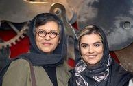عکس مادر و دختری «رویا تیموریان» و «دنیا مدنی»