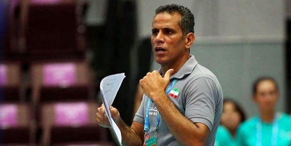 سرمربی تیم والیبال نوجوانان پسر ایران انتخاب شد