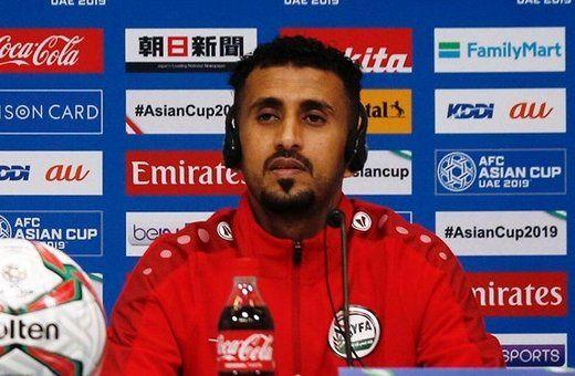 امیدواریهای بازیکن یمن برای بازی با ایران؛ فوتبال بازی اتفاقات است