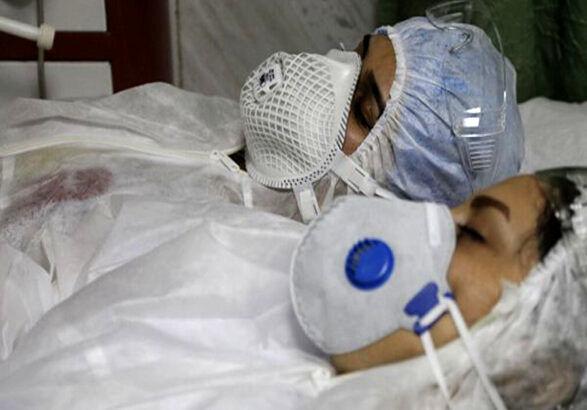 ابتلای ۱۲ درصد پرستاران به کرونا در هر بیمارستان زنجان