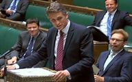 حادثه خنده داری که پارلمان انگلیس را بهم زد +فیلم