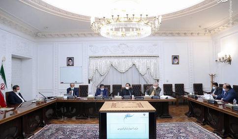 تعطیلی دو ماهه جلسه سران قوا توسط رئیس جمهور