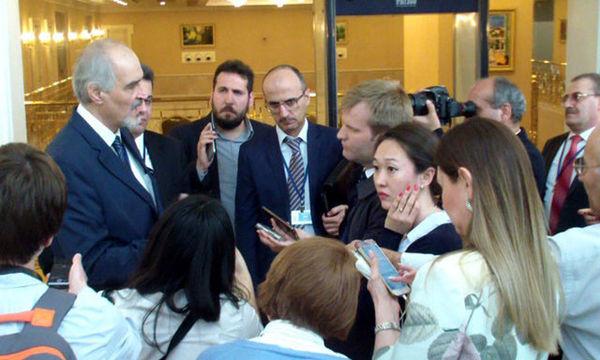 دمشق: با ایران و روسیه بر سر جزئیات نشست توافق کردیم