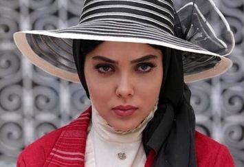 چهره بی اعصاب «لیلا اوتادی» /عکس