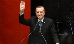 محافظت از اردوغان با موشک