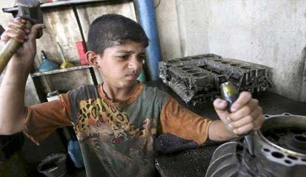 افزایش چند برابری کودکان کار در سوریه