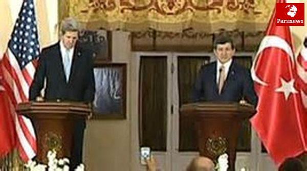 کری: روند انتقالی در سوریه هرچه سریعتر آغاز شود