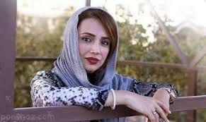 شبنم قلی خانی کنار دریا /عکس