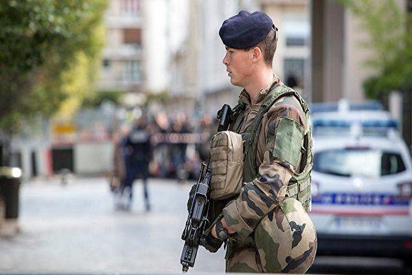 گروگانگیری در پاریس پایتخت فرانسه